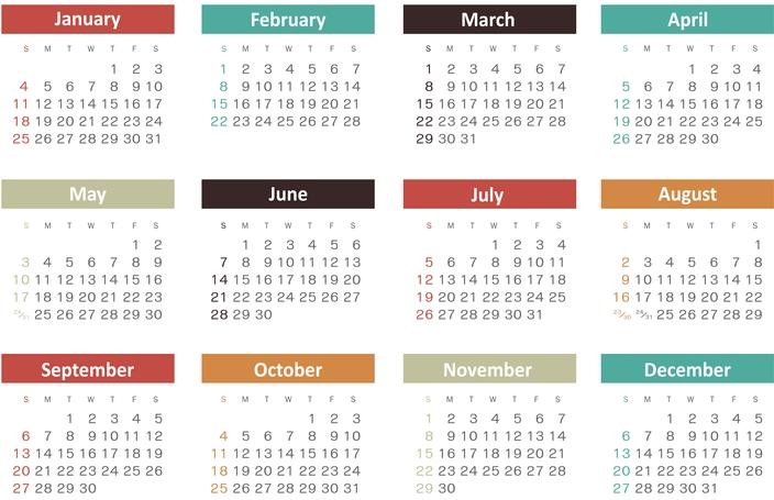 Koolituskalender